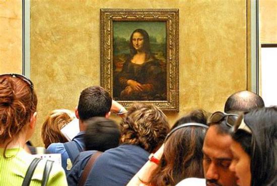 卢浮宫除了三大件 还能看什么呢?