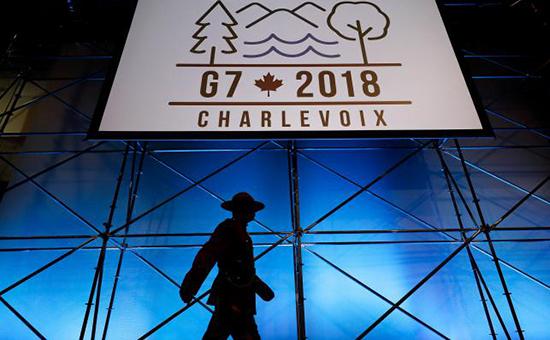 "G7峰会恐成一场""鸿门宴"" 美元贬值压力逼近!"