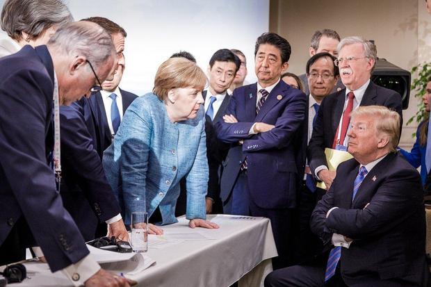 G7峰会已经变了样?结局究竟会朝哪里发展?