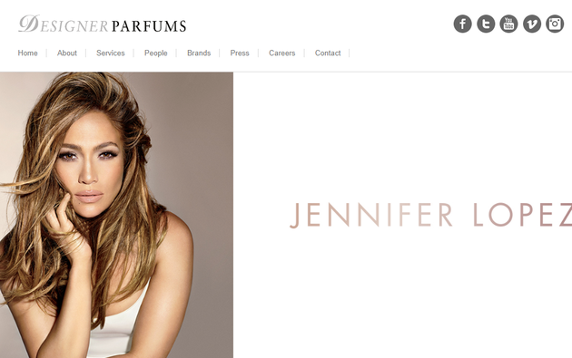 英国香水公司 Designer Parfums 与Playboy(花花公子)的香水授权纳入公司的资产组合