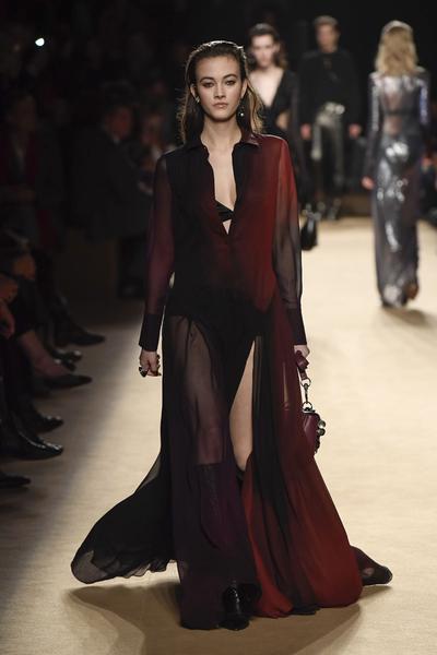 ROBERTO CAVALLI 2018秋冬时装系列 打造全新的奢侈品理念