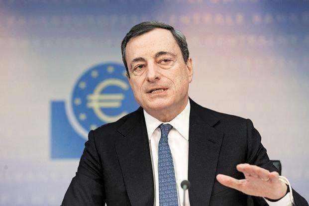 """欧央行购债计划即将结束 德拉基却依然""""守口如瓶"""""""