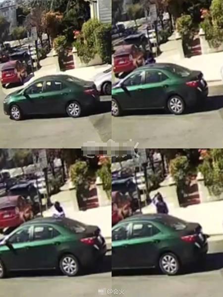 吴彦祖车辆遭破窗抢劫 喊话网友帮忙捉贼