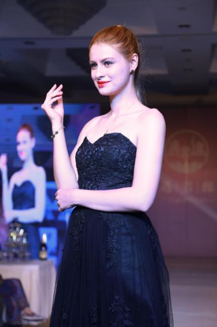 新秀珠宝品牌遇君缘品牌首发会在北京举行