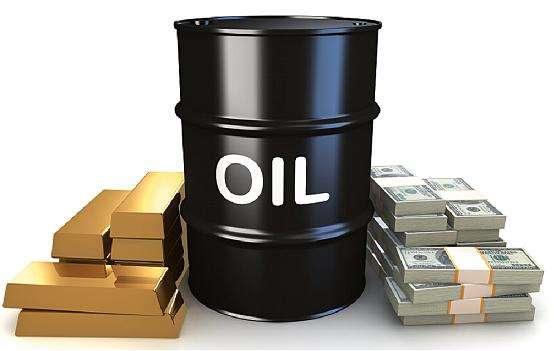 6月13日中国原油期货收报464.5元/桶 跌幅0.98%