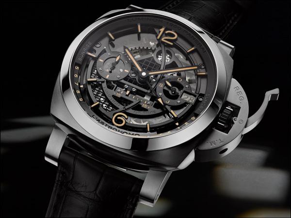 沛纳海2018新品腕表 充满创意设计和巧思概念的全新时计精品