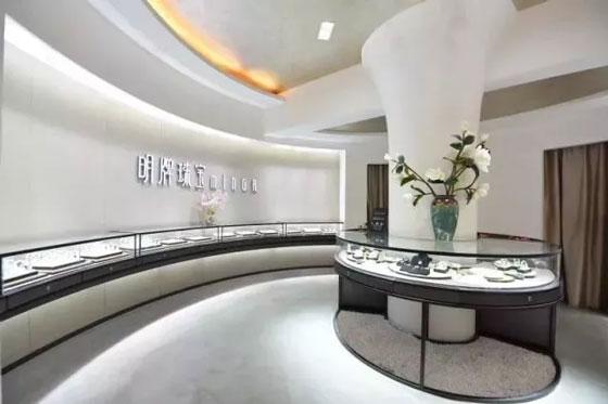 明牌珠宝入选2018年全球奢侈品力量百强排行榜64位