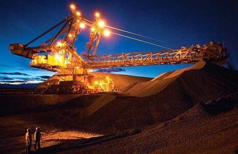 铁矿石呈现相对平稳走势