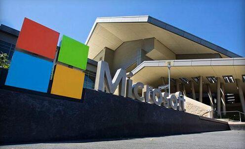 微软宣布关于Office更新 股价小幅上涨