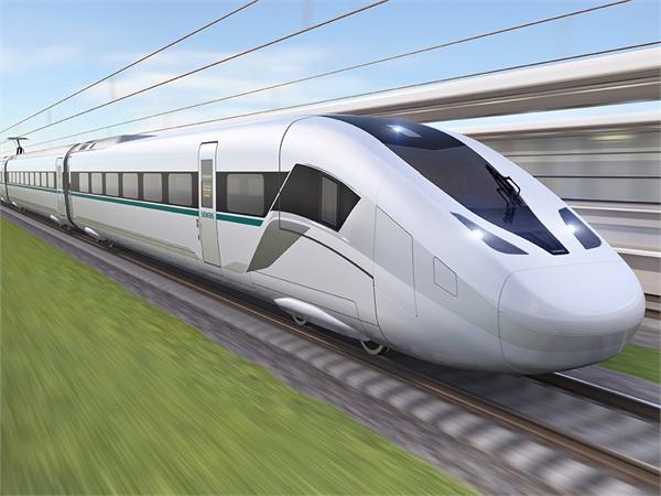 西门子展示新高铁 将与中企抢市场