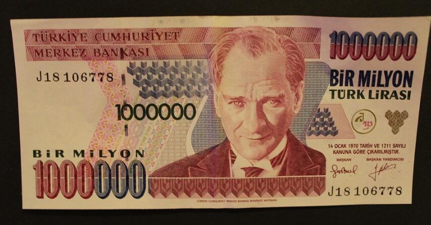 土耳其里拉惊现两大劲敌拦路 一场货币危机悄然而至
