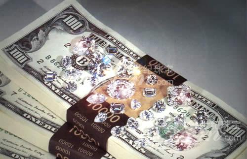 钻石投资风险