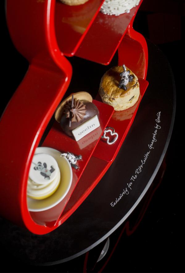 广州富力丽思卡尔顿酒店与Qeelin品牌跨界合作 推出珠宝主题下午茶