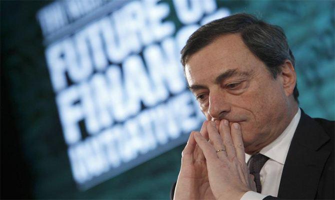 德拉吉这一招成功操纵市场方向 欧元/美元再度下跌