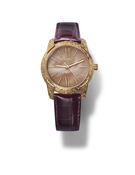 杜嘉班纳推出代表着巴洛克工艺精髓的新款腕表:Gattopardo