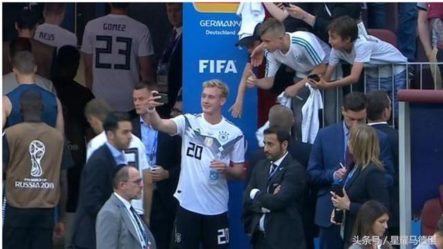 德国替补惹众怒 只有他还笑得出来