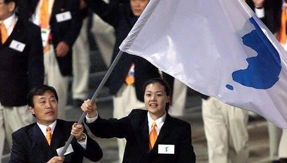 韩朝将在雅加达亚运会开闭幕式举朝鲜半岛旗