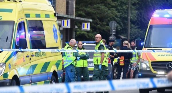 瑞典马尔默市枪击 4人受伤