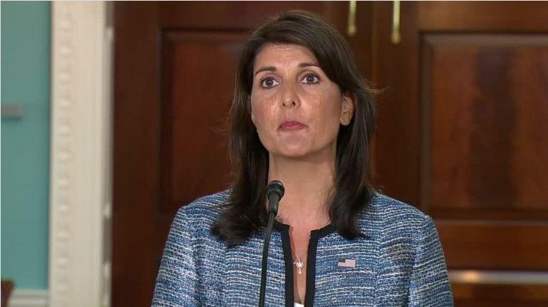 美国退出联合国人权理事会 秘书长对此表示遗憾