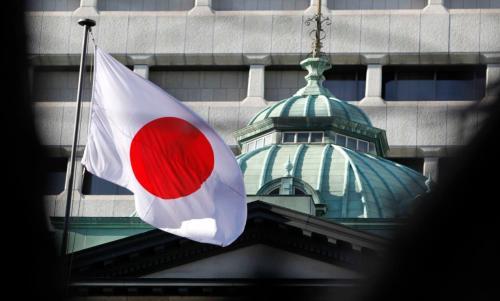 """偷偷做出这一举动 日本央行欲打""""持久战""""?"""