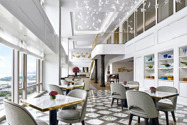 深圳东海朗廷酒店全新「朗廷会」重装开幕