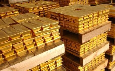 黄金价格走势有所回升