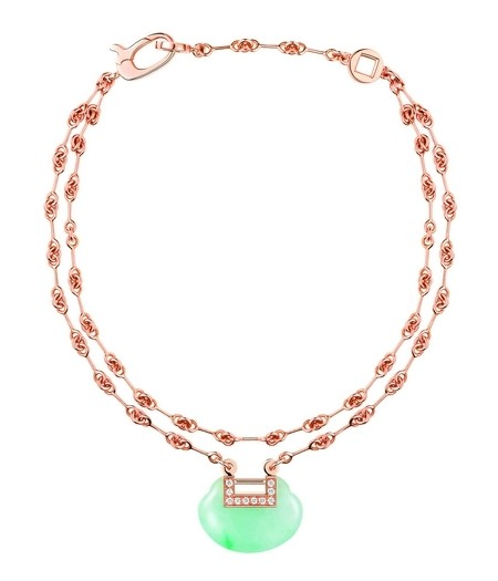 高级珠宝品牌Qeelin推出Yu Yi系列 满载10年美好祝福