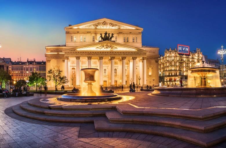 趁着俄罗斯世界杯大热之际 盘点莫斯科必去五大吃喝玩乐圣地等你来