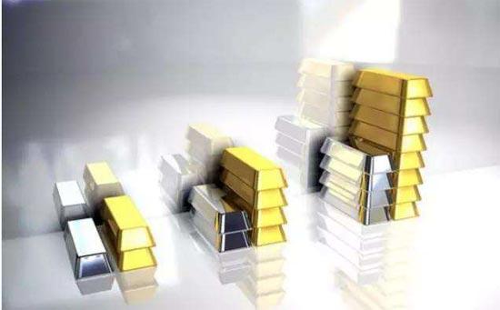 金银走势分化 白银后市可能强于黄金