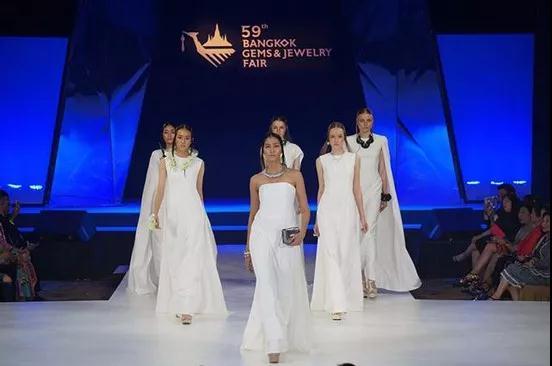 第61届曼谷珠宝首饰展览会取得了巨大的成功
