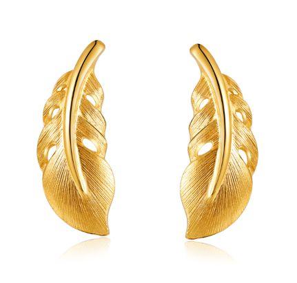 全新AB款设计理念 千叶珠宝推出黄金系列首饰
