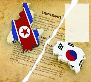 朝鲜半岛局势趋好 韩国政府该学学了