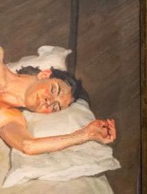 苏富比当代艺术拍卖 弗洛伊德裸女肖像画以1.95亿元成交