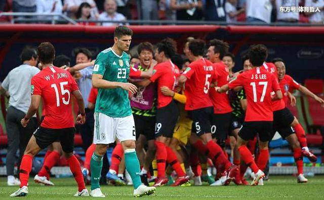 韩国对阵德国2:0 爆出本次世界杯最大冷门