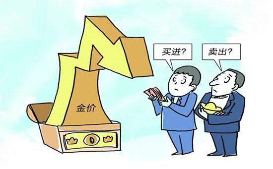 对华贸易风雨突变 黄金价格走势如何?
