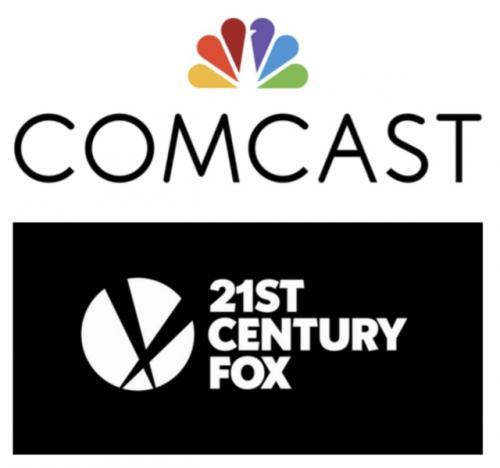 康卡斯特正寻求合作伙伴 为收购21世纪福克斯提供额外资金