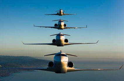 庞巴迪要推出新型私人飞机 能够从伦敦直飞香港