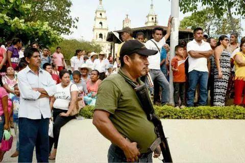 墨西哥市长候选人被枪杀 嫌疑人竟是28名警察