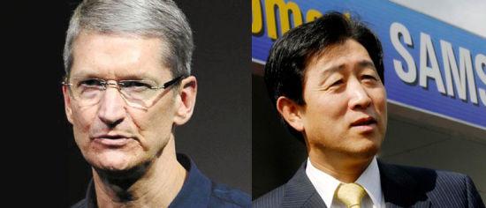 苹果与三星达成和解 持续七年的专利大战落下帷幕