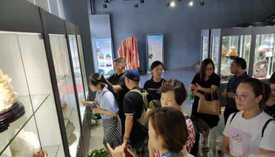 湖南郴州临武宝玉石文化产业发展座谈会隆重举行