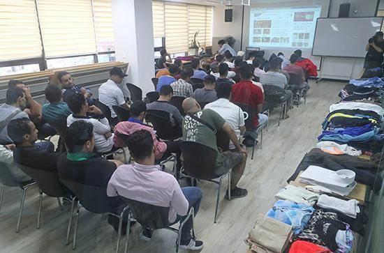 数百也门难民涌入济州岛 引发韩国当地民众抗议