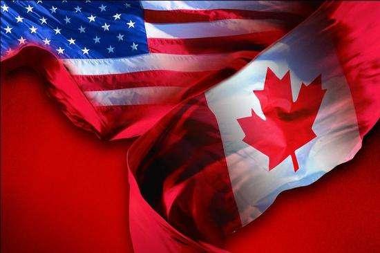 """加拿大对美国商品开征报复性关税涉及钢铝 声称""""别无选择"""""""