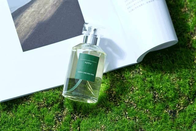 apsu淡香水 沐浴在阳光下的青草香