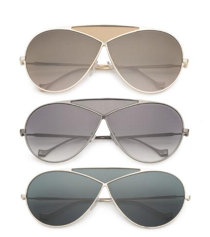 Loewe首次与Thélios合作发布2018秋冬眼镜系列