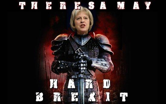 退欧关键性会议召开在即 英首相呼吁团结一致