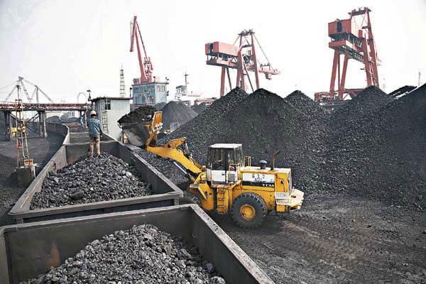 到2020年 山东煤炭消费总量将比2015年下降10%