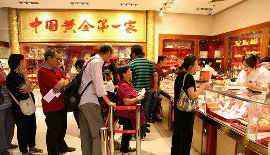 菜百推出DIY编织服务 满足了消费者佩戴珠宝需求的变化
