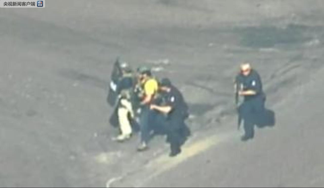美国小学发生枪击 警方尚未公布枪手的动机