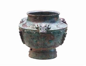 三羊铜罍:青铜礼器中的珍品