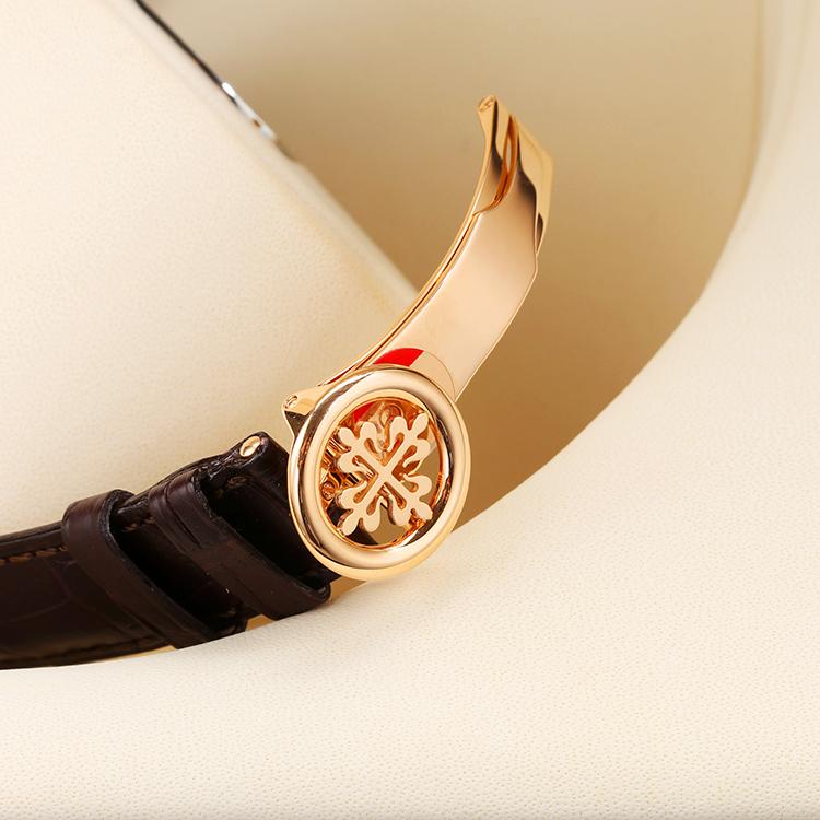 百达翡丽最美正装表计时系列5159R-001